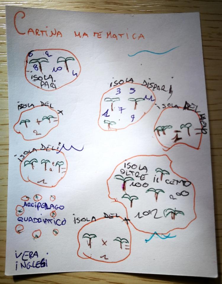 Cartina matematica (Vera)