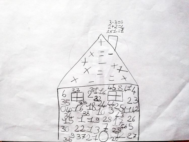 La casa della matematica (Vittoria)