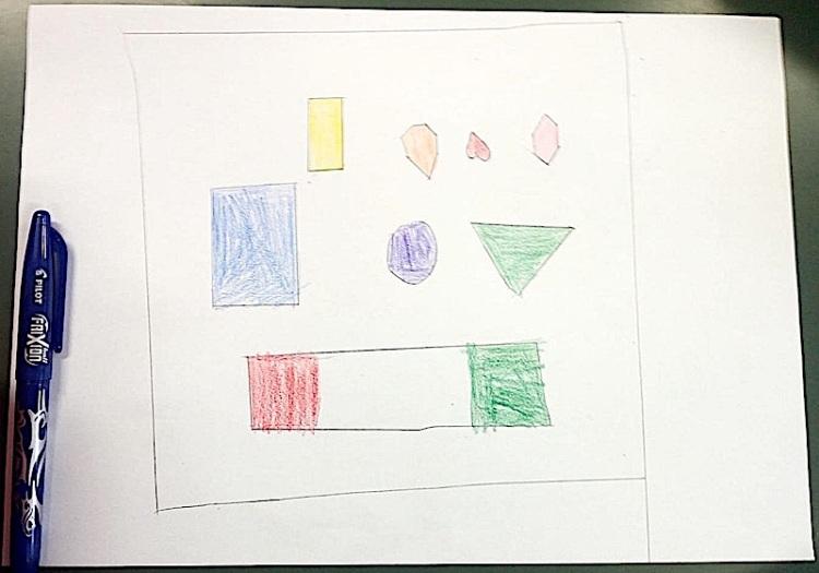Forme e colori (Nicolò)